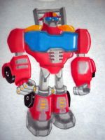 transformer airbrushed by javiercr69