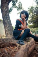 Misaki Mei 2 - fanfic uniform version from ANOTHER by psycomeh