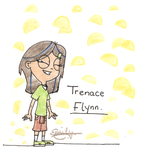 Trenace Flynn. by Pinky1babe
