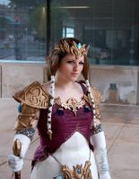 Princess Zelda by Markiemark425