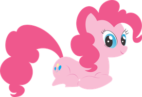 Pinkie pie by Wor1dxfs