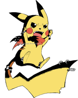 Aint got nothin on Pika by TokenDuelist
