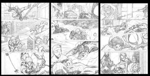 3 page spider man 4 fun by -adam-