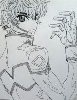 Code Geass Suzaku by margeaux202