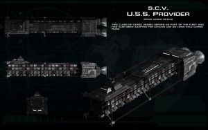 SCV USS Provider ortho by unusualsuspex