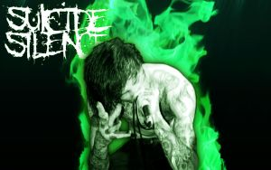 Suicide Silence 1440x900 by imakemodels