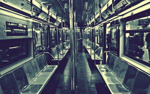 New York Train HD Widescreen by CurtiXs