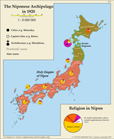 Holy Empire of Nipon by FederalRepublic