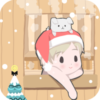 APH Xmas chibi - Finland by allyoucaneater