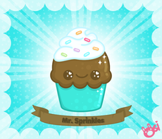 Mr. Sprinkles by sugarlette