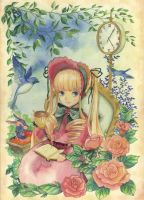 Rozen Maiden -Teatime of dawn- by Lio-garakuta