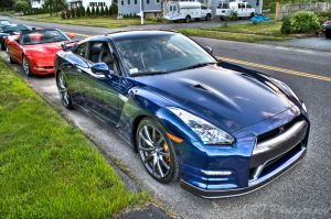 Nissan GTR by Johnt6390