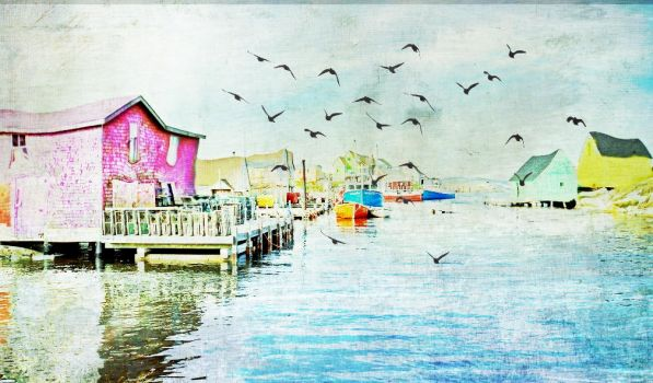 The Wharf by artistic-touches