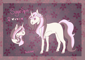 Sugar Spin Reference Sheet by Kama-ItaeteXIII