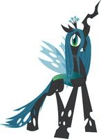 Queen Chrysalis by Blackdutchie