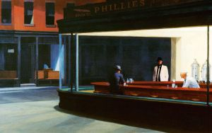 Nighthawks by millerneutron