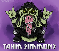 Tahm Simmons by Pin-zby
