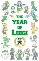 The Year Of Luigi by Red-Flare