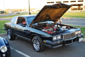 1986 PONTIAC Grand Prix (III) by HardRocker78