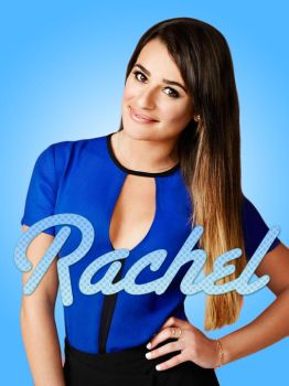 Rachel Berry glee by EliasPotter