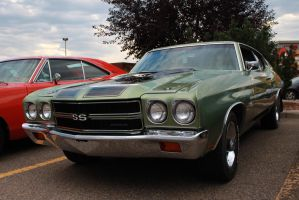 Green Chevelle by KyleAndTheClassics