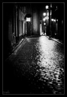 Lonely streets by DreamSand