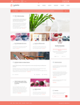 Beauty Blog - Webdesign project. by Unbelievable13