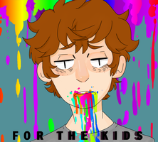 for the kids michael by Narumi42