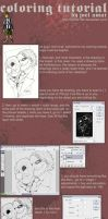 coloring tutorial by JoelAmatGuell