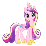 Princess Cadance by DragonZxva