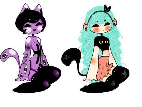 ADOPT! : Little Moster! AUCTION!!! by GlittlerFritter