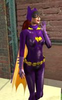 My Top 25...  Batgirl 3 by EthereaS
