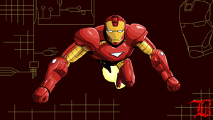 Iron Man by BassMS