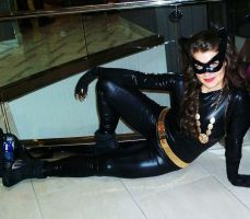 1966 TV Catwoman by AnniemeeCosplay