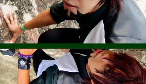 Tiger and Bunny :: Struggle by dancingontightrope