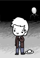 Mort in slender by hotcoco7946