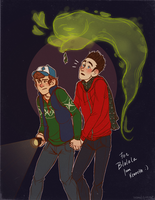 er.... dipper? (ss for blalala-nogiets) by monsternist