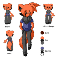Discontinued Night/Nick Ref by FreckledAndSpeckled