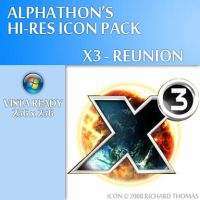 X3 Icon by Alphathon