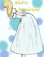 Alice in Wonderland by DissapearingStorm