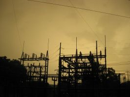 Power Grid by AllieCat33