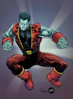 Colossus by Tom Raney by alexsantalo