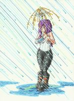 Monsoon by kaspired