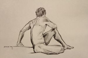 LifeDrawing3 by nictey