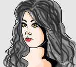 Anica Doodle by CurlyZombie