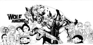 The Wolf Among Us (INKS) by Tepoloa