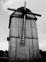 Windmill by blackcelebration86