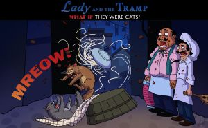 WIC - lady and the tramp by kaffepanna
