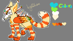 Special Species Adoptable Auction ! by skrollmon