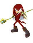 Rothion The Echidna And The Spear Of Light by Absolhunter251
